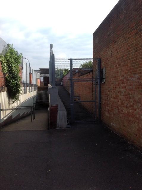 Lower Queens Road Buckhurst Hill Car Park